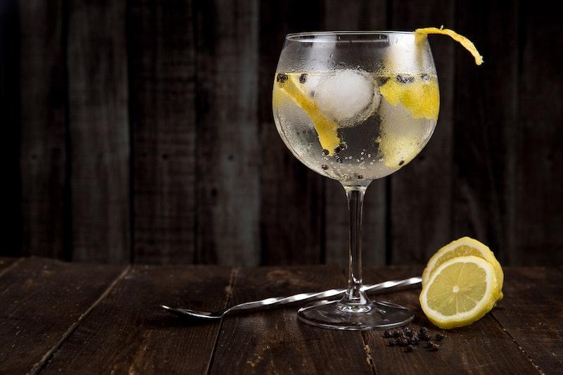Gin Anyone?