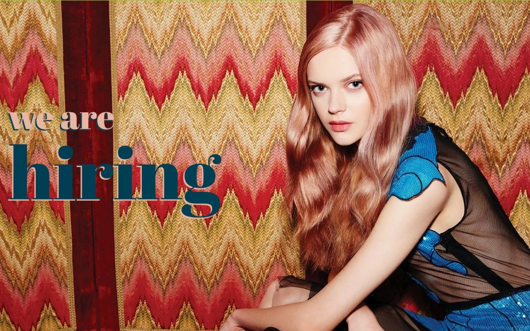 Hairdressing Job — We Are Hiring!